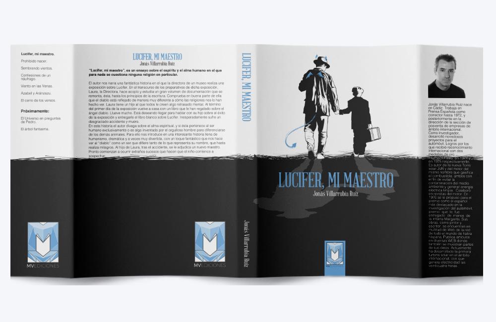 Portada Libro Lucifer, mi maestro