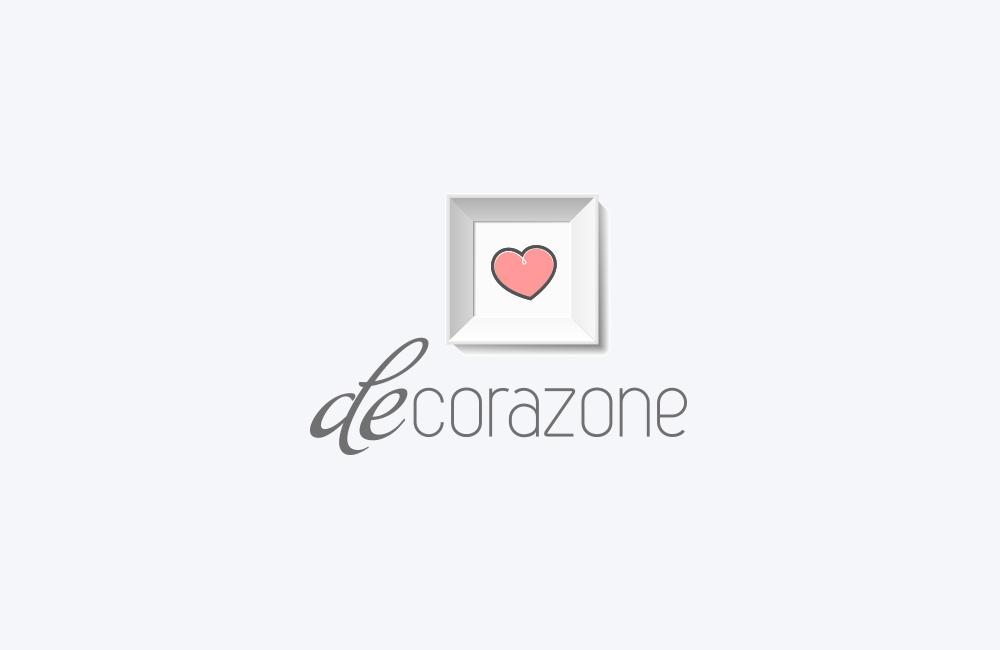 Logotipo Decorazones