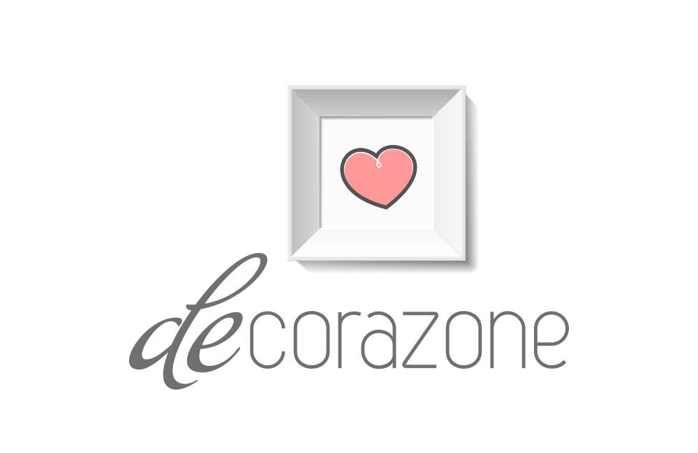 Logotipo Decorazones color