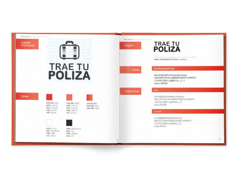 Logotipo Trae Tu Poliza